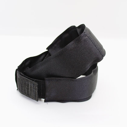 Solid Black Cuffstrap