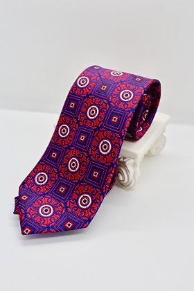 Red & Blue Tie