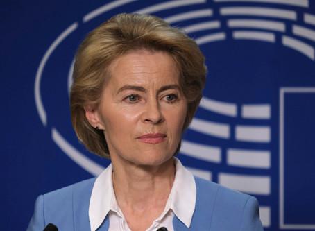 STATO DELL'UNIONE EUROPEA - IL DISCORSO DI URSULA VON DER LEYEN