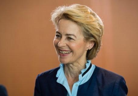INTERVENTO DELLA PRESIDENTE VON DER LEYEN AL PARLAMENTO EUROPEO