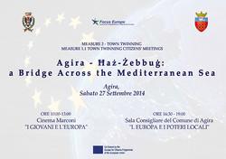 Agira - Ħaż-Żebbuġ: a Bridge Across the Mediterranean Sea