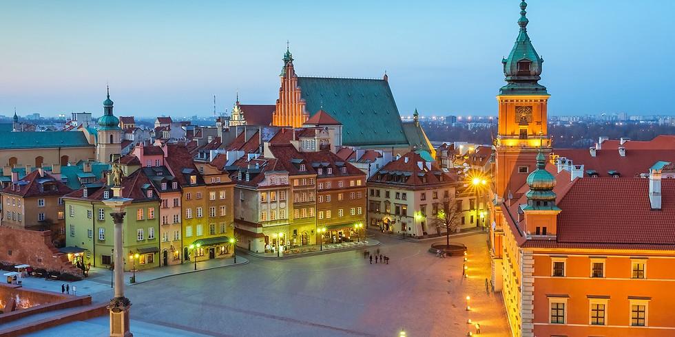 3rd EVENT - WARSZAWA, POLAND