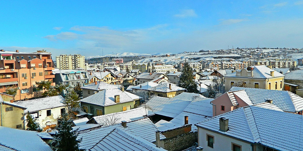 13th EVENT - KUMANOVO, MACEDONIA