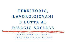 Logo Progetto Territorio, Lavoro, Giovani e Lotta al Disagio Sociale