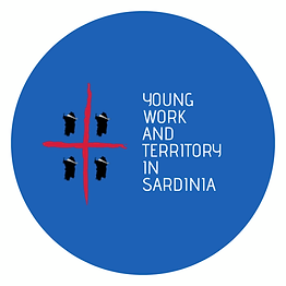 Logo Young Work and Territory in Sardinia