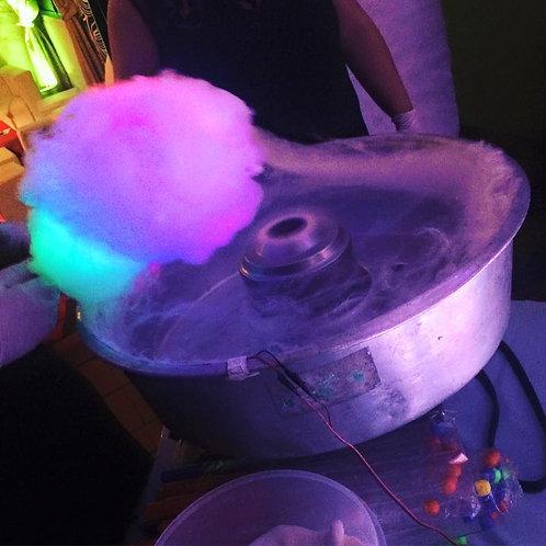50 Algodón de azúcar LED
