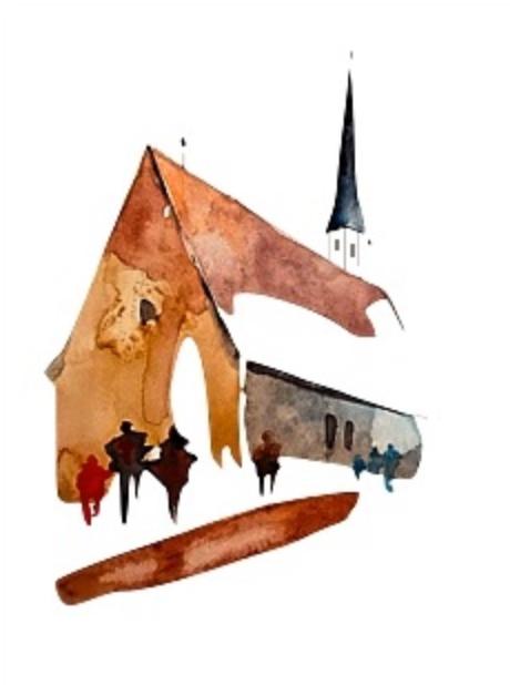 St. Marien - Logo