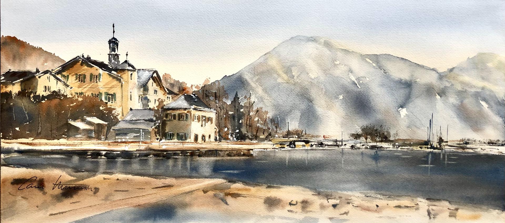At Lake Tegernsee