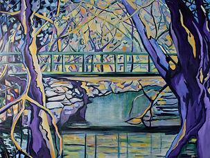 Green Bridge at Oxley