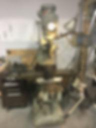 Bridgeport metal fabrication