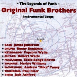 The Legends of Funk Instr.