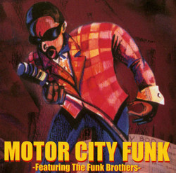 Motor City Funk by Jerry O