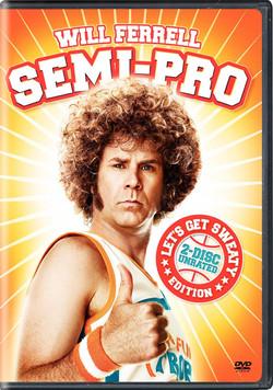 Semi Pro DVD