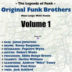 The Legends of Funk  Vol.1