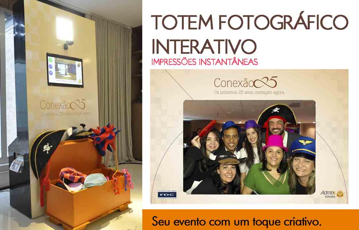 Totem Fotografico Sampa Foto Cabine Sao Paulo Sp