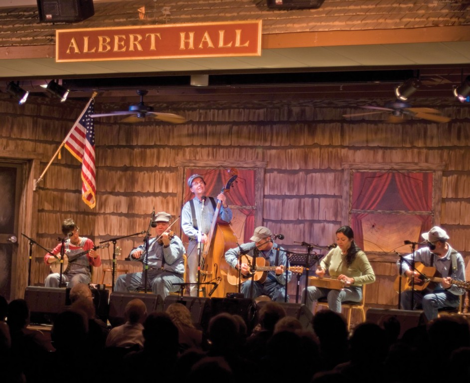 Albert Music Hall