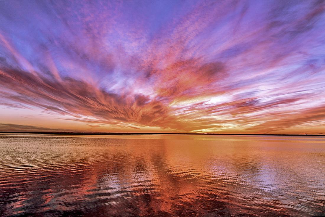 BL sunset