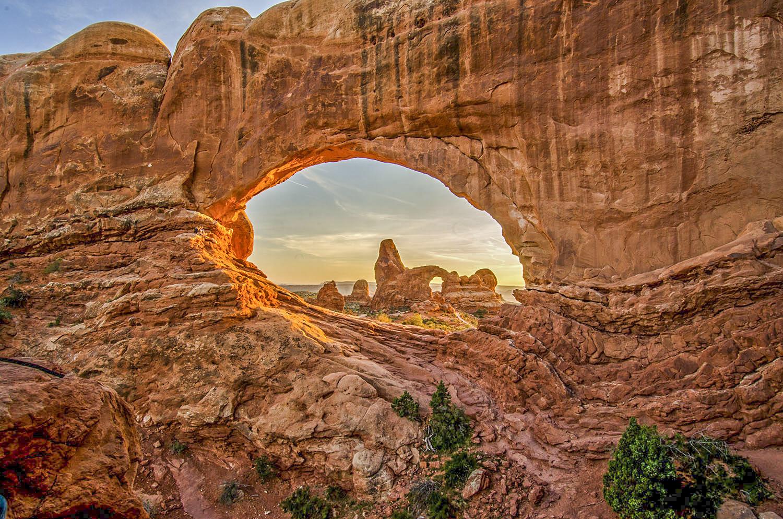 Turrett Arch