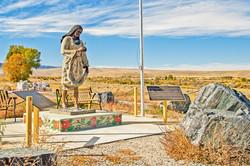 Sacajawea Grave Site