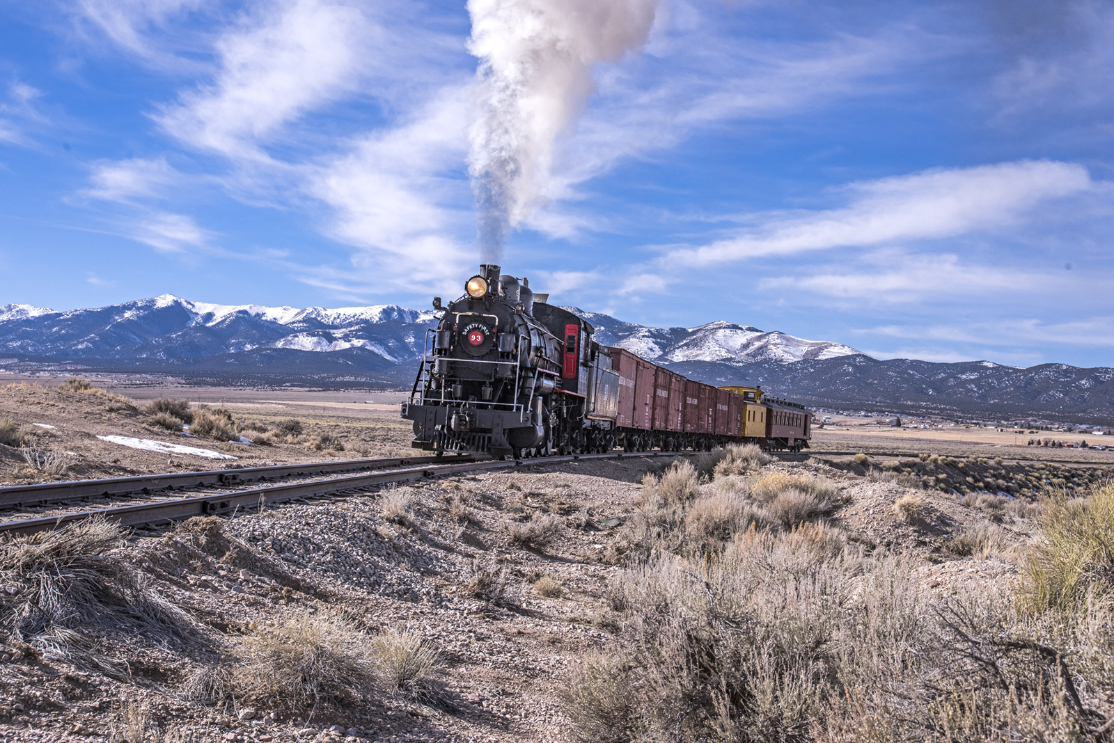 Northern Nevada RR