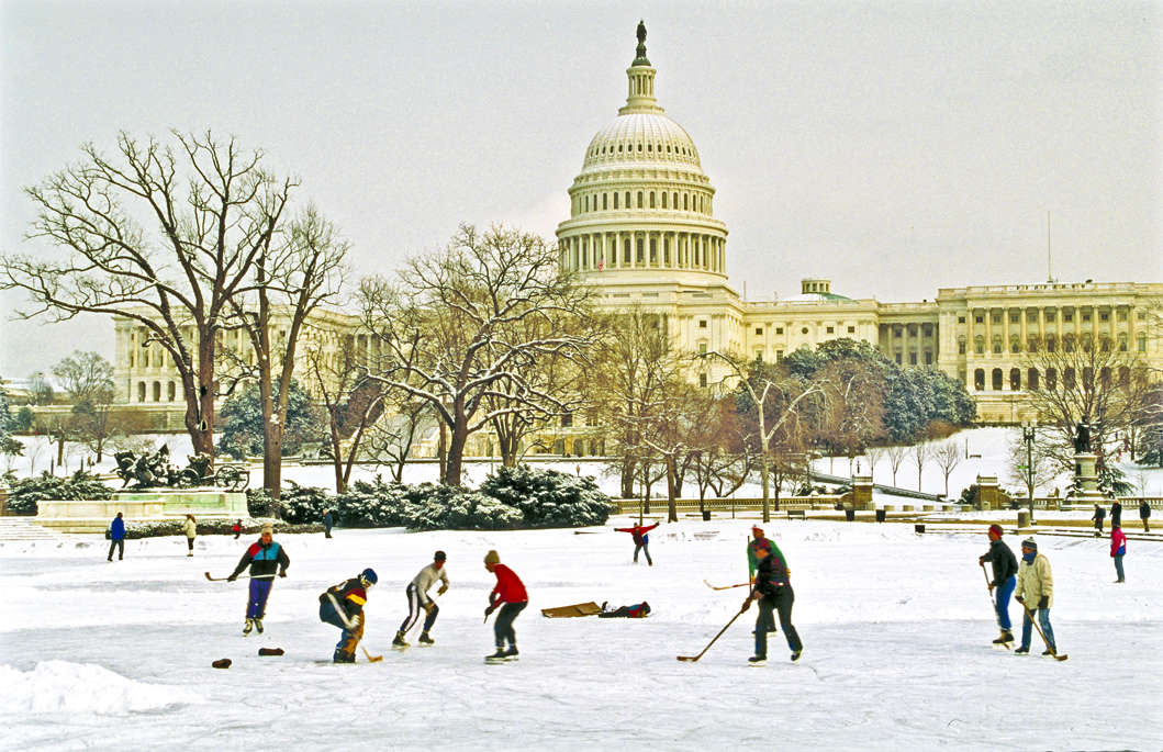 Skaters, US Capital