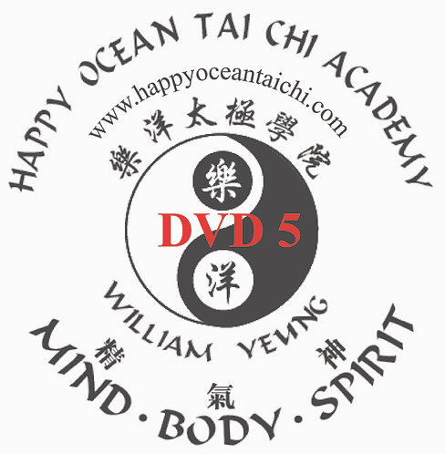 DVD 5 Woo Style 32 Forms Interpreted by William Y