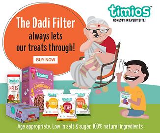 timios - Dadi Filter - September - 300X2