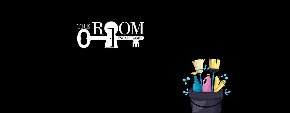 The Room Az Website Banner CORONA VIRUS