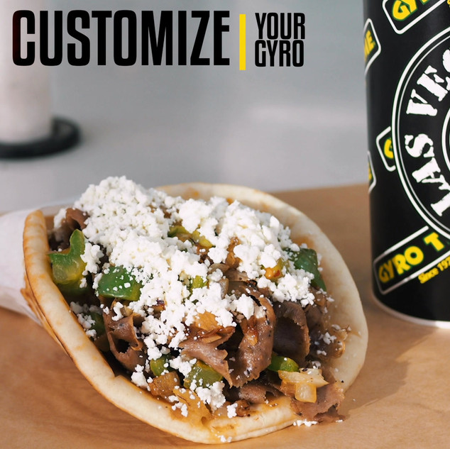 6 - CUSTOMIZE YOUR GYRO LOOP  (Gyro Time