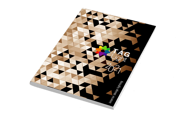 catalogue design taglight