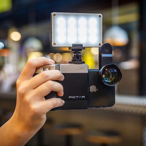 Content Queen -  Smart Lens Wide & Macro + Smart Light