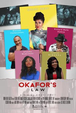 Okafor's Law Poster 4