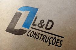 L & D Construcoes Logo