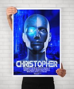 Christopher Movie Mockup