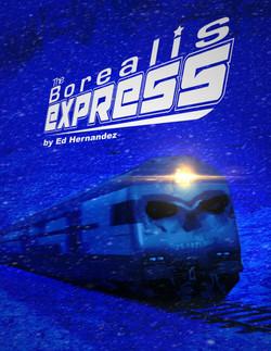 The Borealis Express Cover