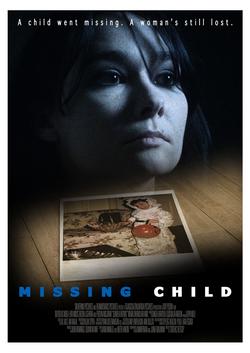 Missing Child Poster Design