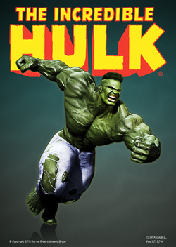 The Incredible Hulk Cover Idea
