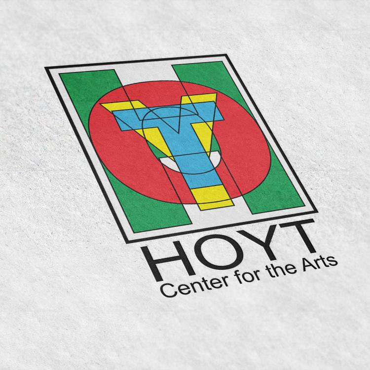 Hoyt Center of Art Logo Idea