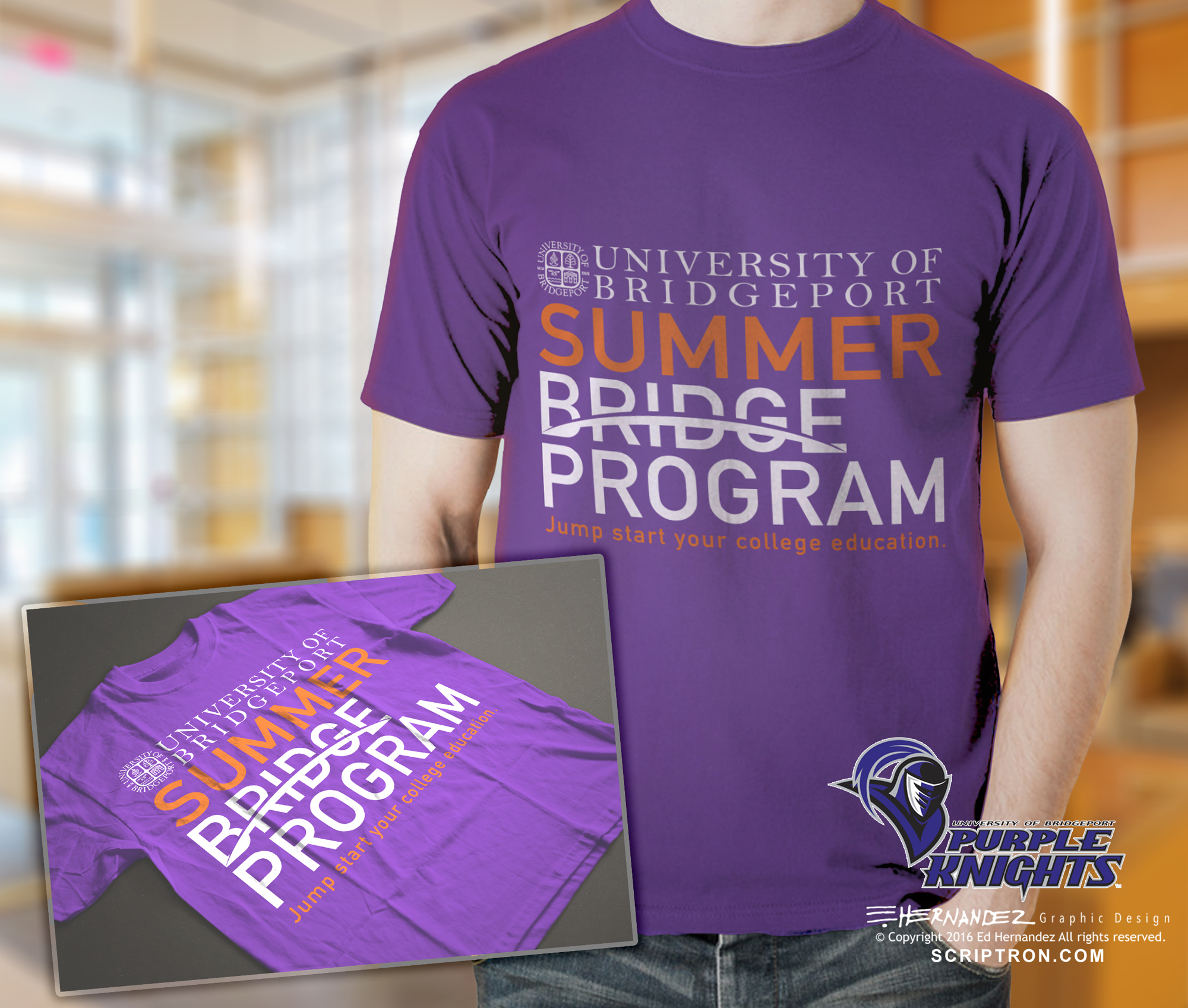 University of Bridgeport T-Shirt