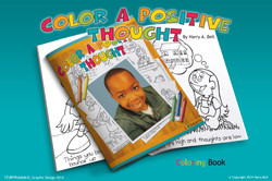 Color a Positive Thought Book 1