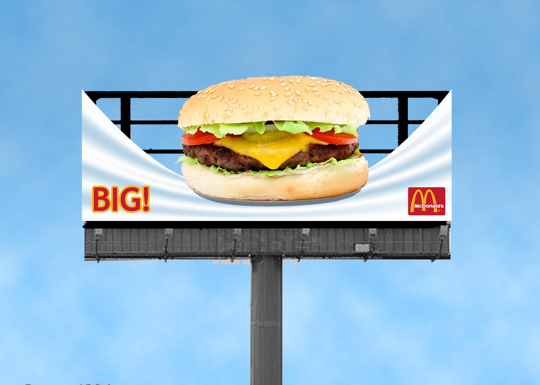 Billboard Sample