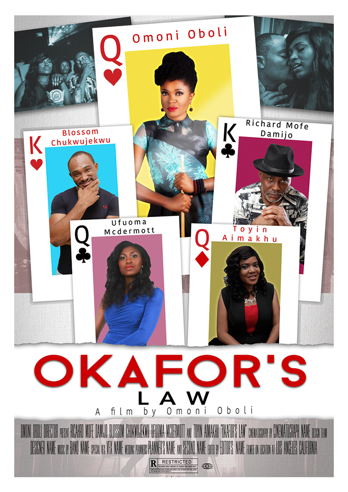 Alternative Okafor's Law Poster 2