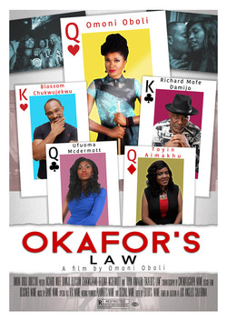 Alternative Okafor's Law Poster 2
