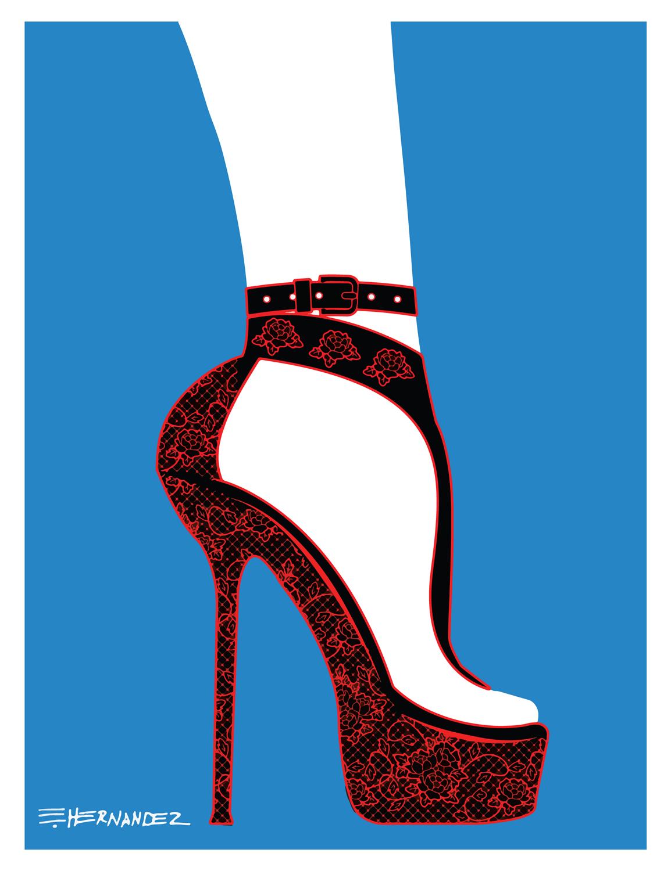 Fashion Shoe 2A