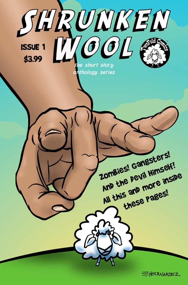Shrunken Wool #1 Cover