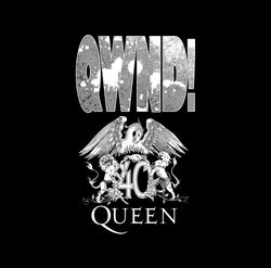 Queen T-Shirt Design