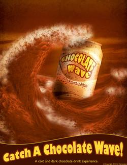 Chocolate Wave Ad