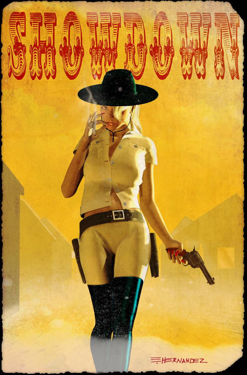 Cowgirl 1-2019B