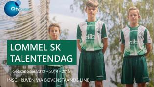 Lommel SK talentendag U6, U7 & U8
