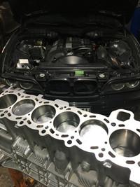 BMW E39 M54 Engine Rebuild
